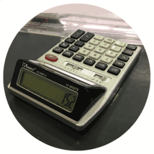 Calculadora Compro Oro